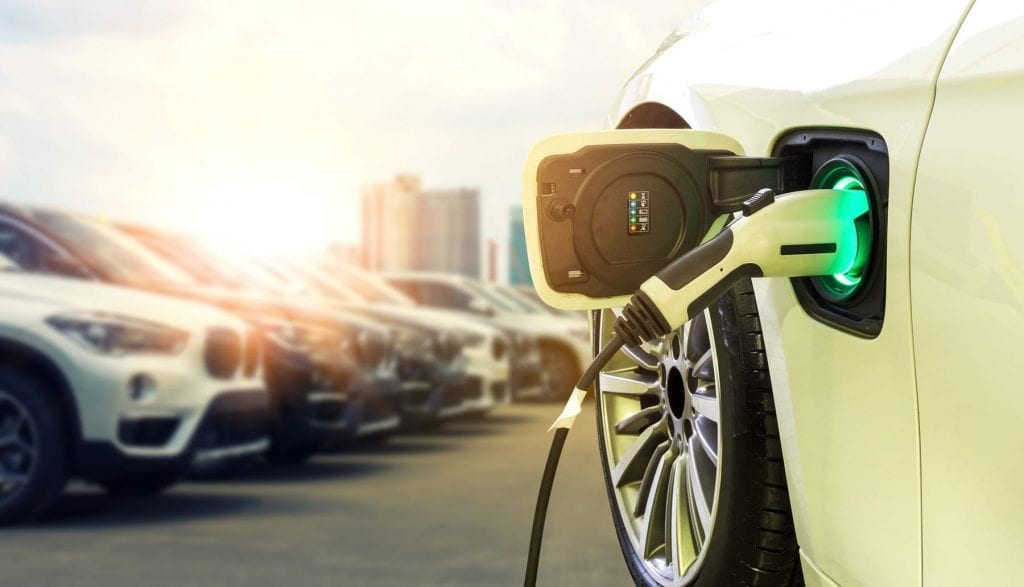 EV charging locations outnumber petrol stations in the UK