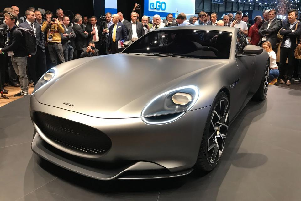 How electric cars are dominating the Geneva Motor Show 2019