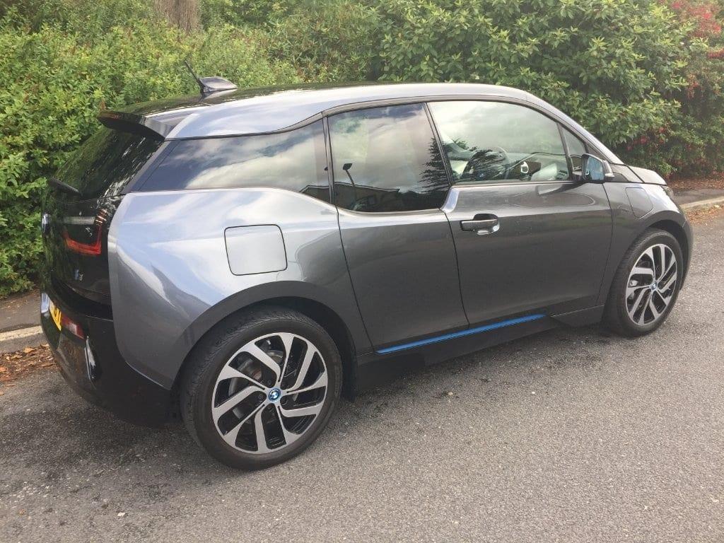 BMW i3 Extended Range SPORTS PACK