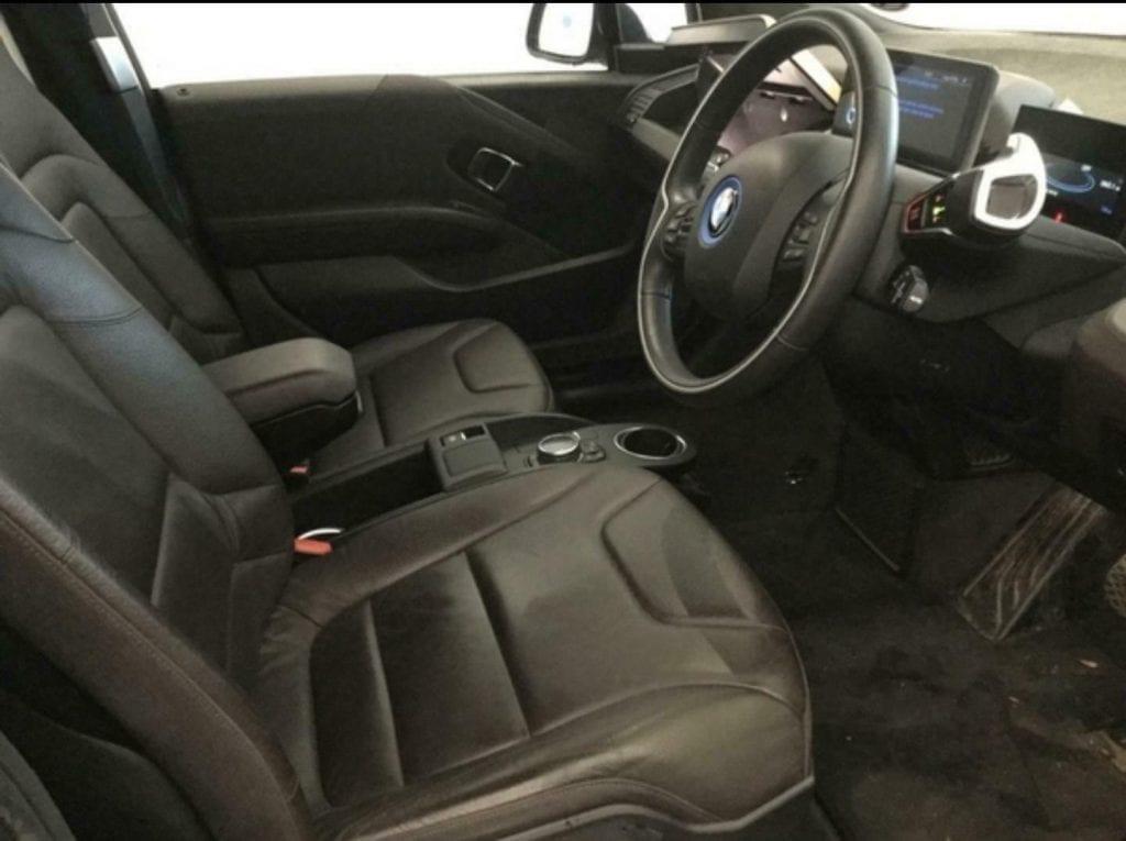 BMW i3 E Auto Extended Range Loft