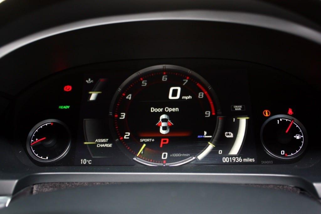 HONDA NSX 3.5 V6 9EDCT
