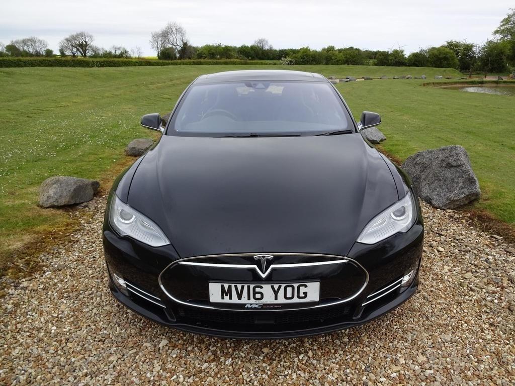 Tesla Model S E 85D