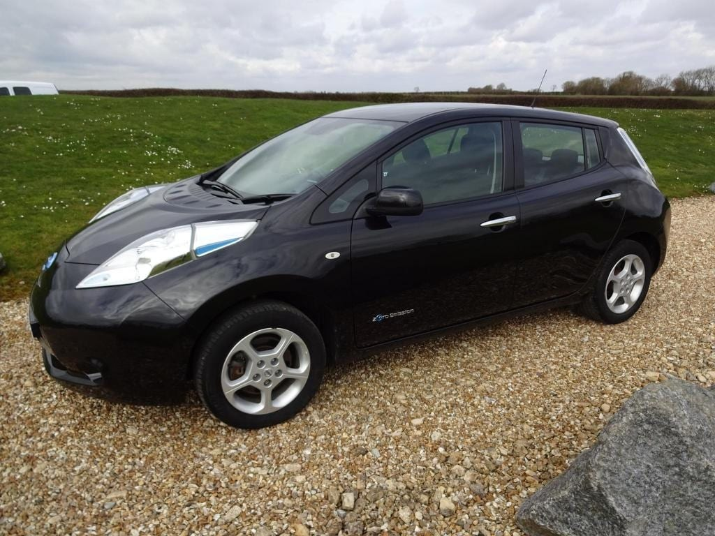 Nissan Leaf (30kWh) Acenta