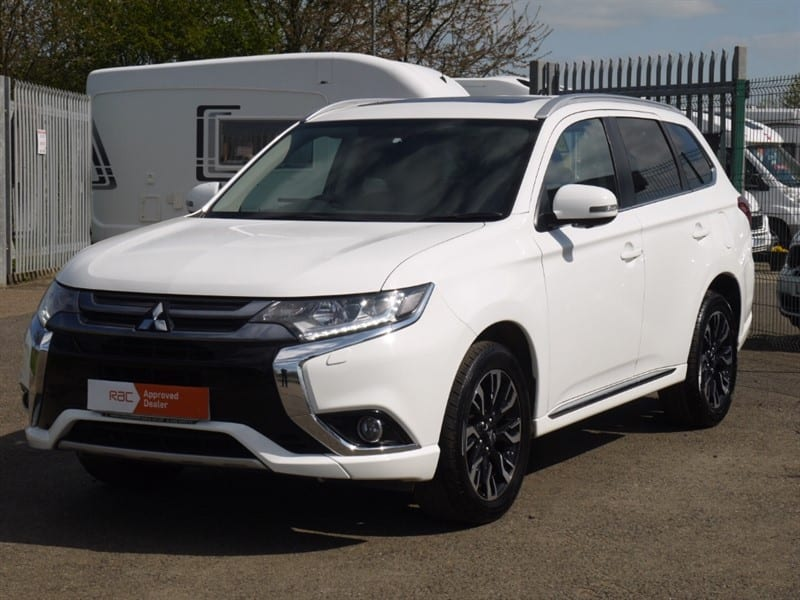 Mitsubishi Outlander 2.0 Hybrid