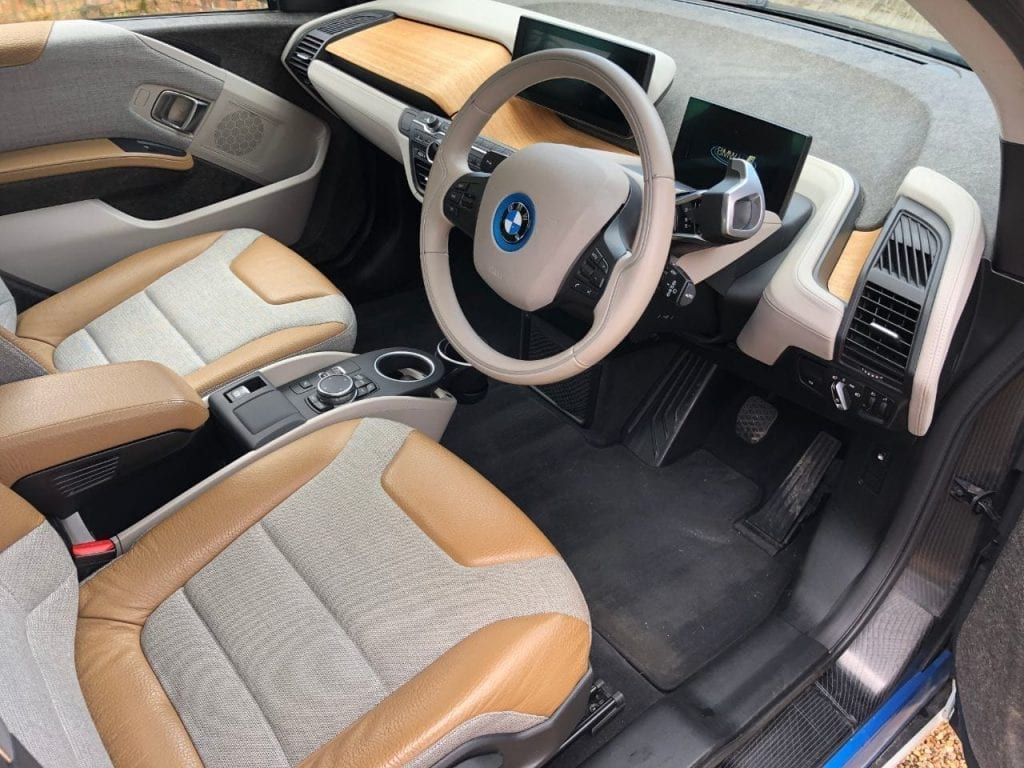 BMW I3 Range Extender Lodge 60Ah