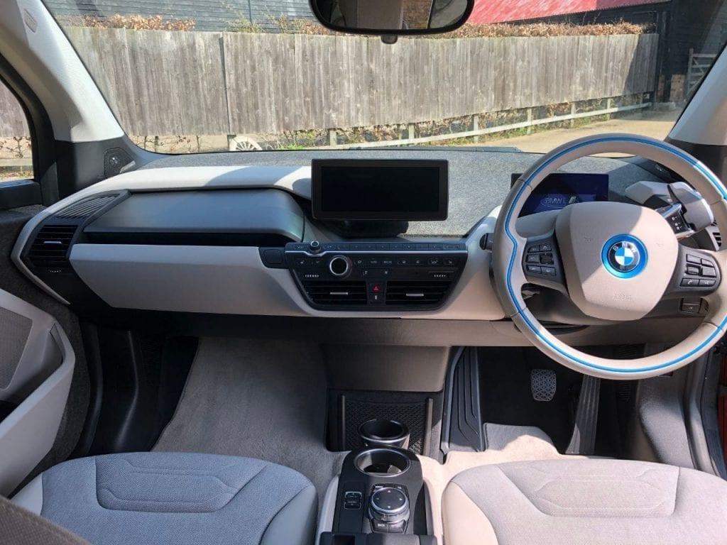 BMW I3 Range Extender Loft 60Ah