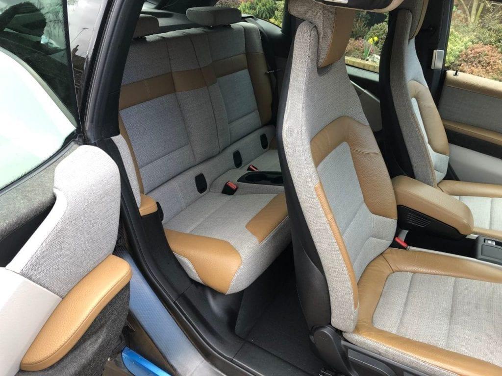 BMW I3 Range Extender Lodge 60Ah