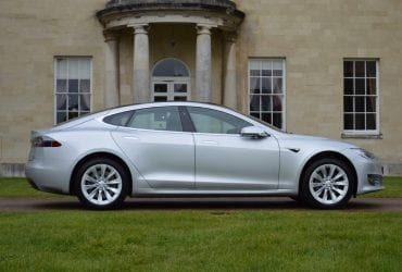 Tesla Model S 100D Long Range