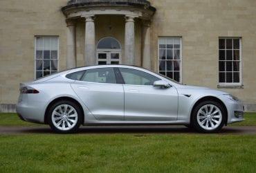 Tesla Model S 100D Long Range