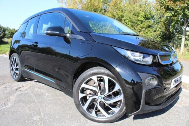 BMW I3 60Ah E (Range Extended)