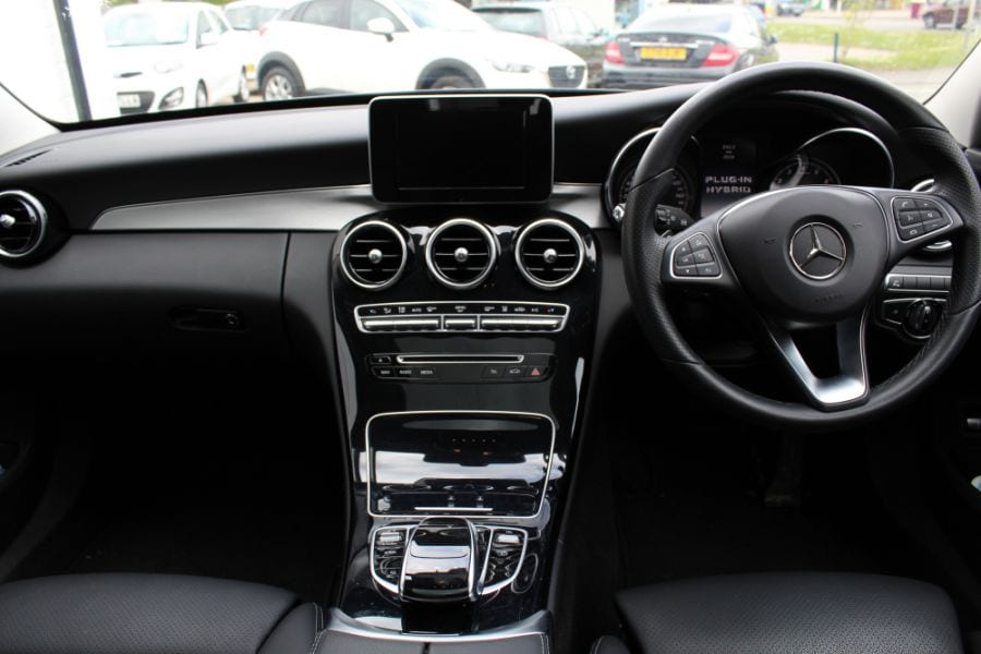 Mercedes C350e 2.0 Sport Plug in Hybrid