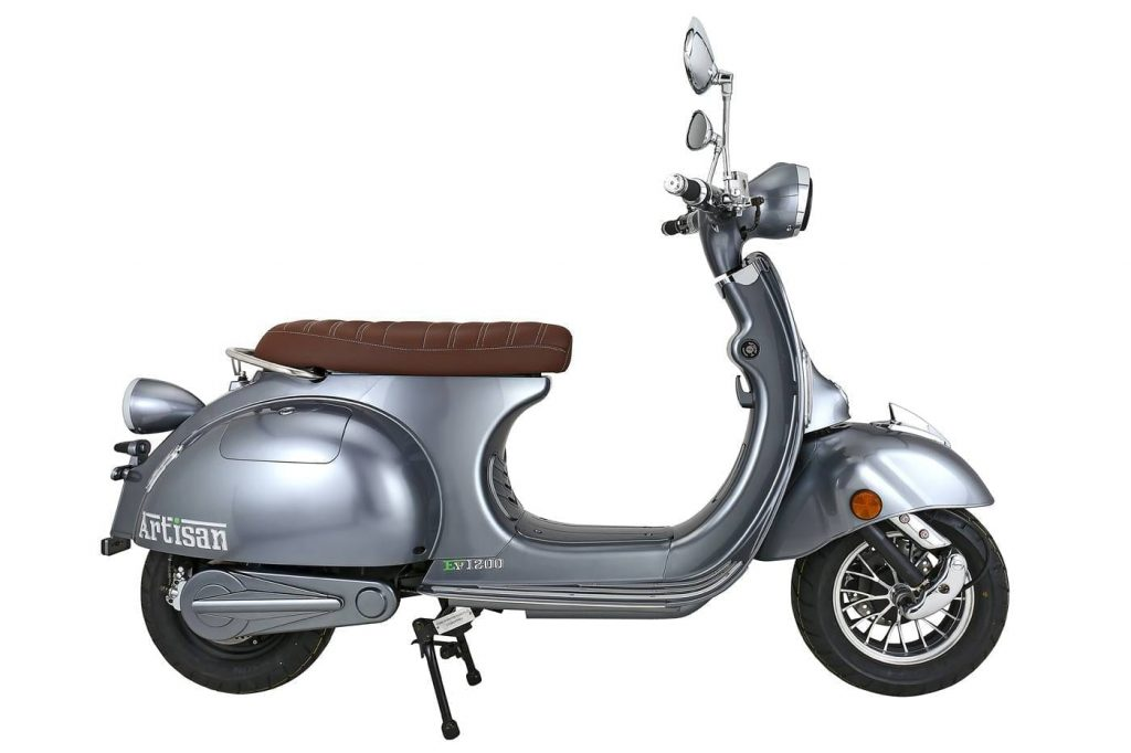 2019 ARTISAN EV2000R ELECTRIC SCOOTER – 50cc EQUIVALENT