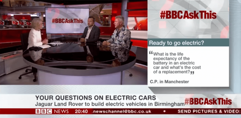 bbc news electric cars