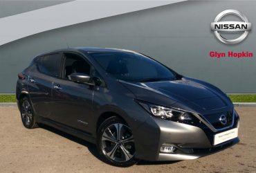 Nissan Leaf 110kW 3.Zero 40kWh 5dr Auto