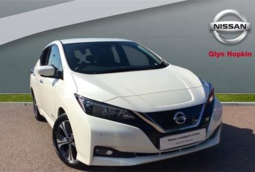 Nissan Leaf 110kW Tekna 40kWh 5dr Auto