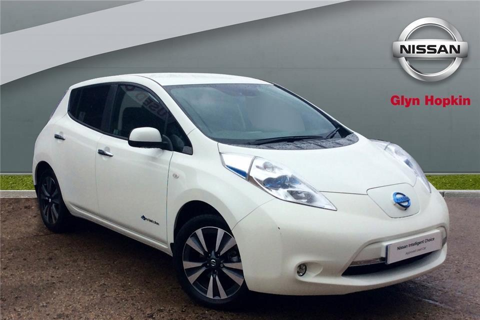 Nissan Leaf 80kW Tekna 24kWh 5dr Auto [6.6kW Charger]