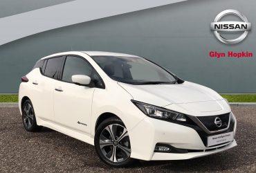 Nissan Leaf 110kW Tekna 40kWh 5dr Auto
