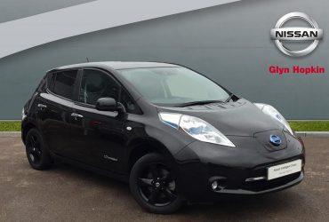 Nissan Leaf 80kW Black Edition 30kWh 5dr Auto