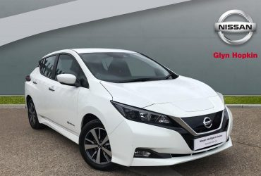 Nissan Leaf 110kW Acenta 40kWh 5dr Auto [6.6kw Charger]