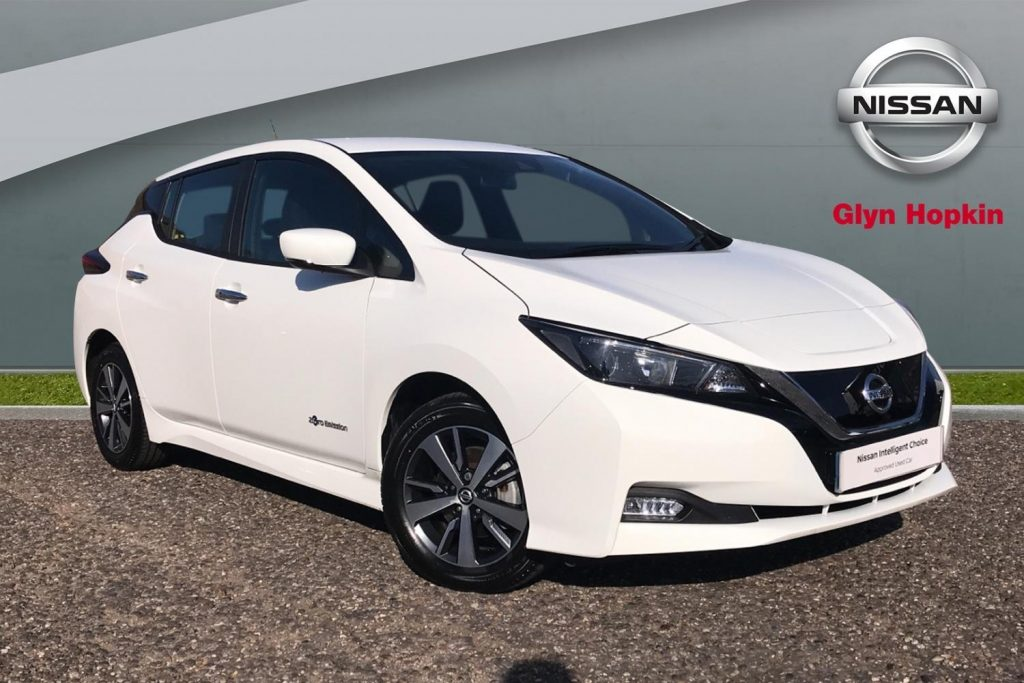 Nissan Leaf 110kW Acenta 40kWh 5dr Auto