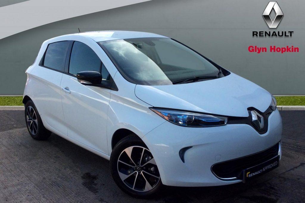 Renault Zoe 80kW Dynamique Nav R110 40kWh 5dr Auto