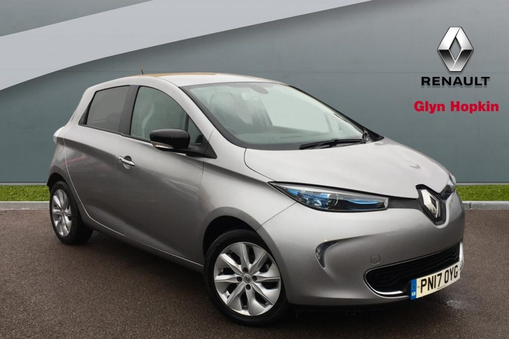 Renault Zoe 65kW Dynamique Nav Quick Charge 22kWh 5dr Auto
