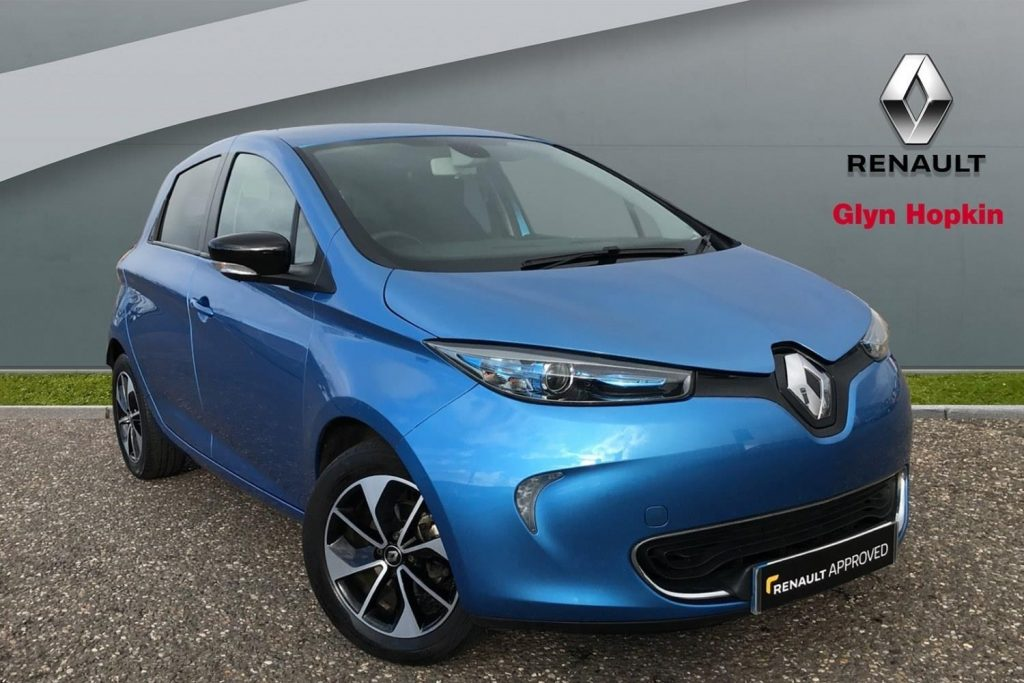 Renault Zoe 65kW Dynamique Nav 22kWh 5dr Auto