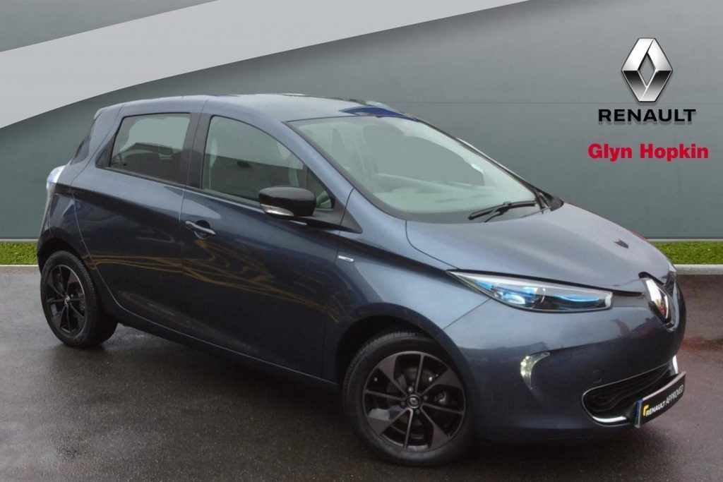 Renault ZOE 80kW Signature Nav R110 40kWh 5dr Auto – Battery Lease