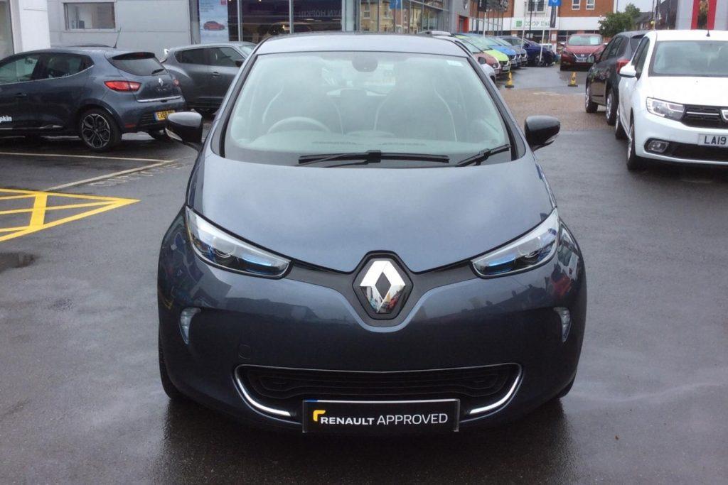 Renault Zoe 80kW Signature Nav R110 40kWh 5dr Auto