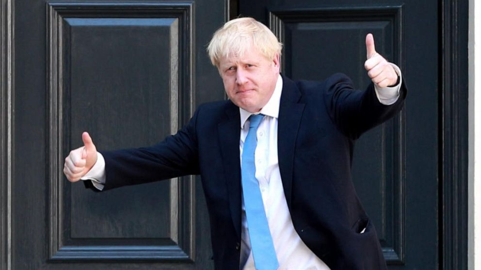 BORIS JOHNSON, GREEN REVOLUTIONARY?