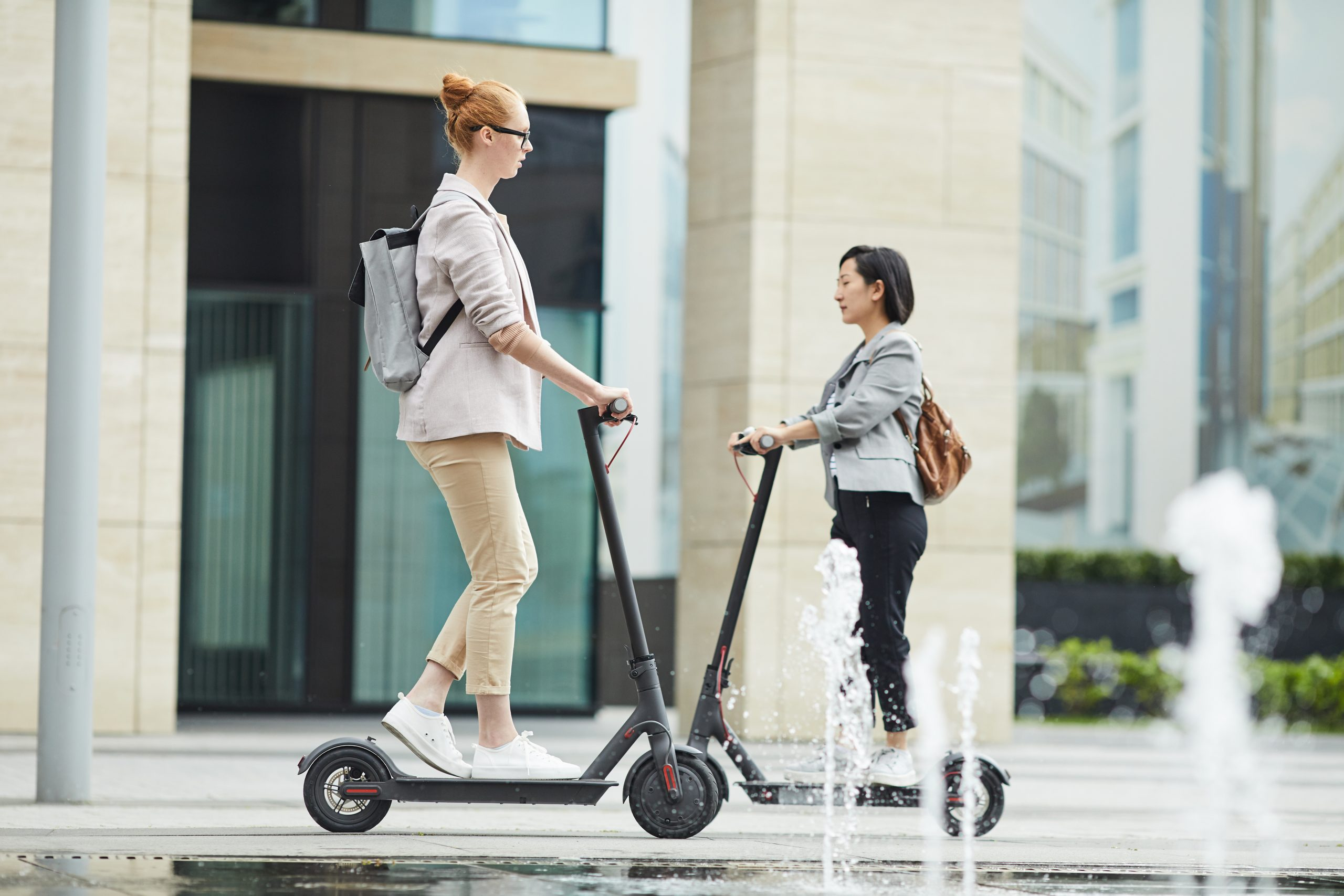 Electric Scooters – Trials begin in Middlesborough