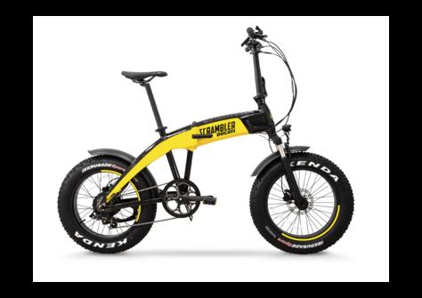 Ducati – charging into the world of urban e-bikes