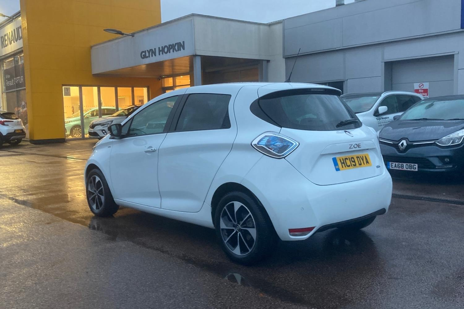 Renault ZOE 80kW S Edition Nav R110 40kWh 5dr Auto