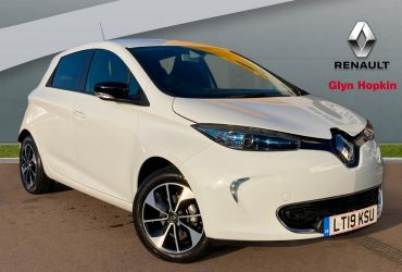 Renault ZOE 80kW Dynamique Nav R110 40kWh 5dr Auto